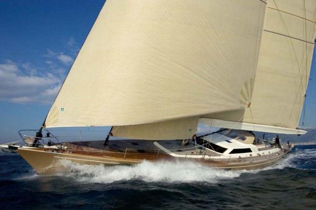 Yacht DHARMA