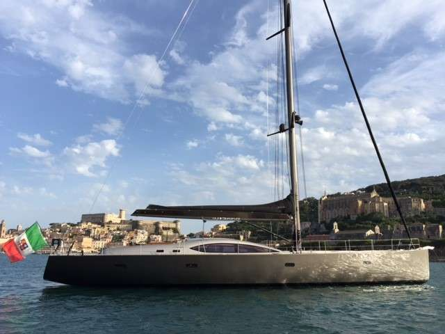 Sailing Yacht WIZARD