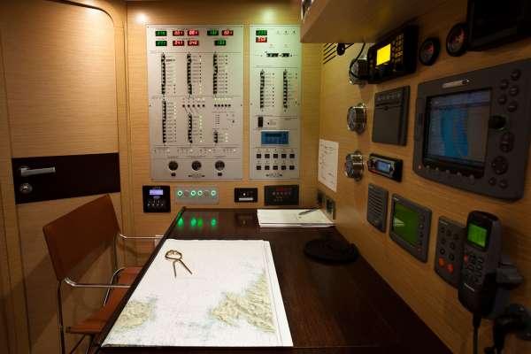 Yacht WIZARD - 9