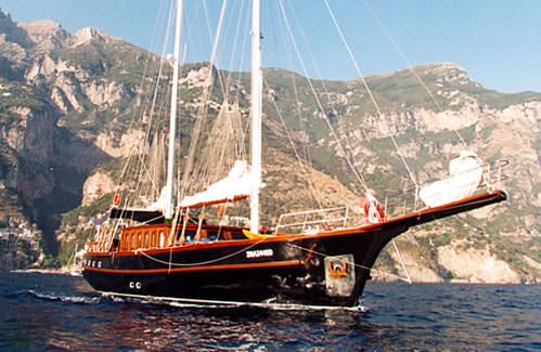 Yacht MYRA