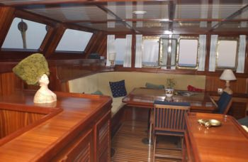 Yacht MYRA - 10