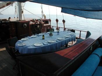 Yacht MYRA - 12