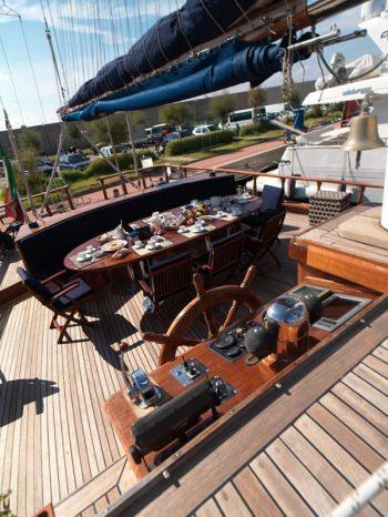 Yacht MYRA - 13