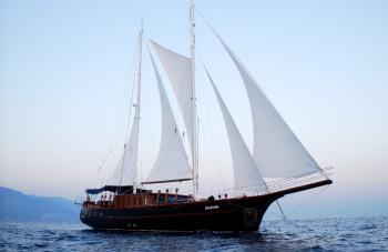 Yacht MYRA - 14