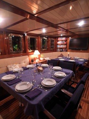 Yacht MYRA 3