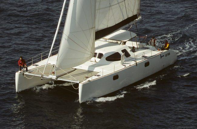 Imbarcazione DIABOLIKA