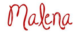 MALENA's Logo