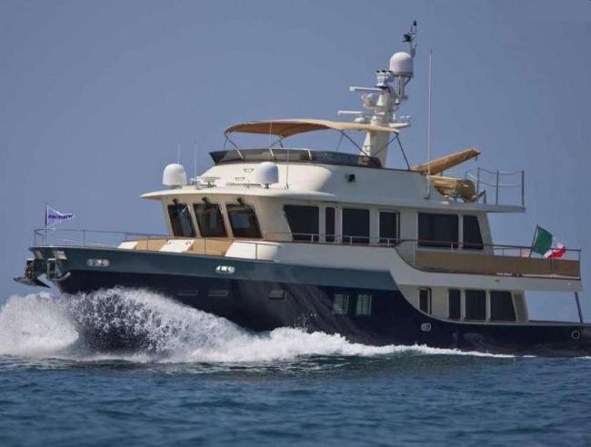 Yacht SAPUCAI