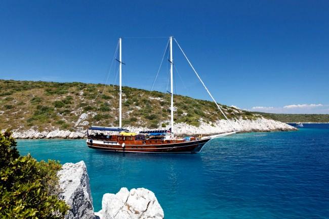 Yacht PERLA