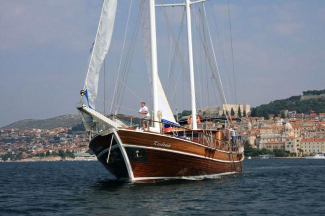 Yacht KADENA