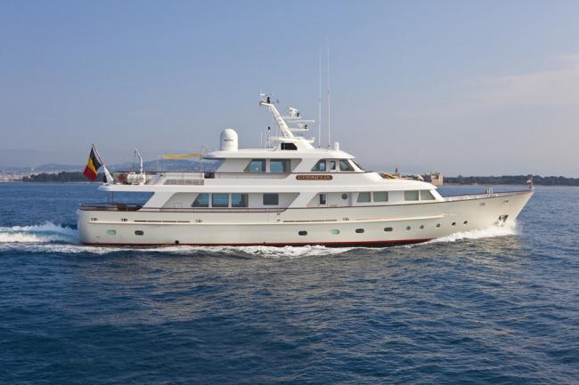 Yacht CORNELIA