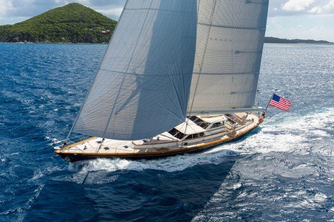 Yacht MARAE
