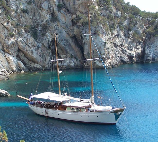 Yacht ASTARTE