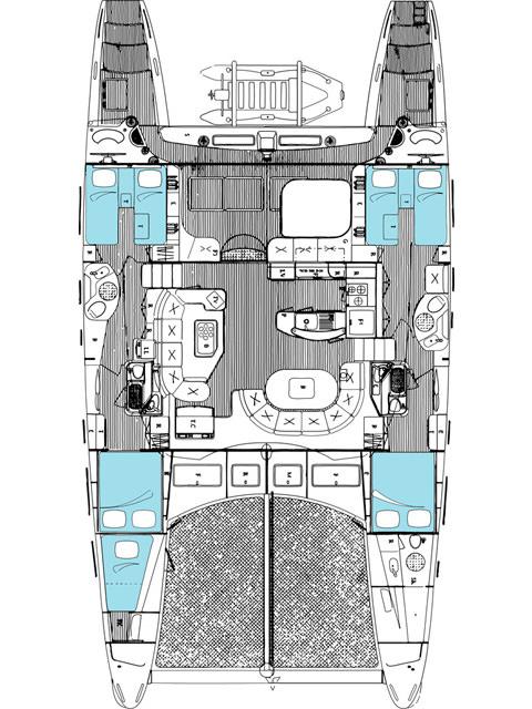 FOLLIA's layout
