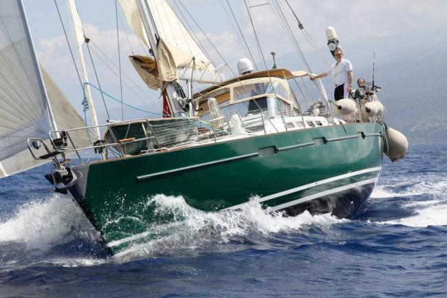 Yacht LUDOVITA
