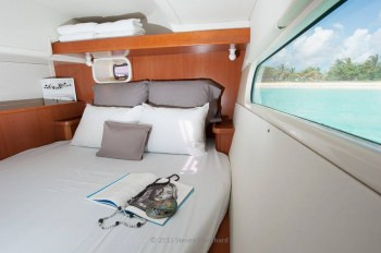 NIRVANA (POWER CAT) Guest Cabin Port