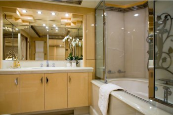 SUNDAY Master Bathroom