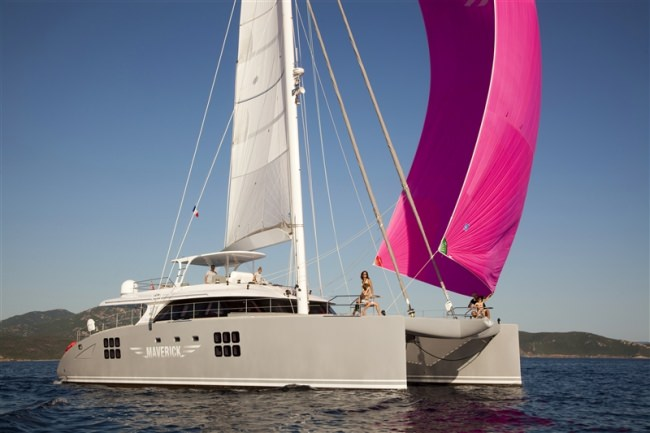 Yacht MAVERICK