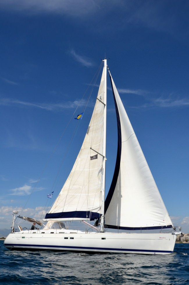 Yacht MALENA