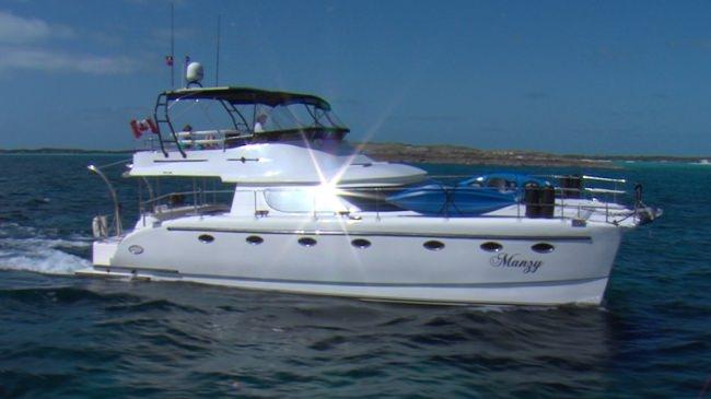 Yacht MANZY