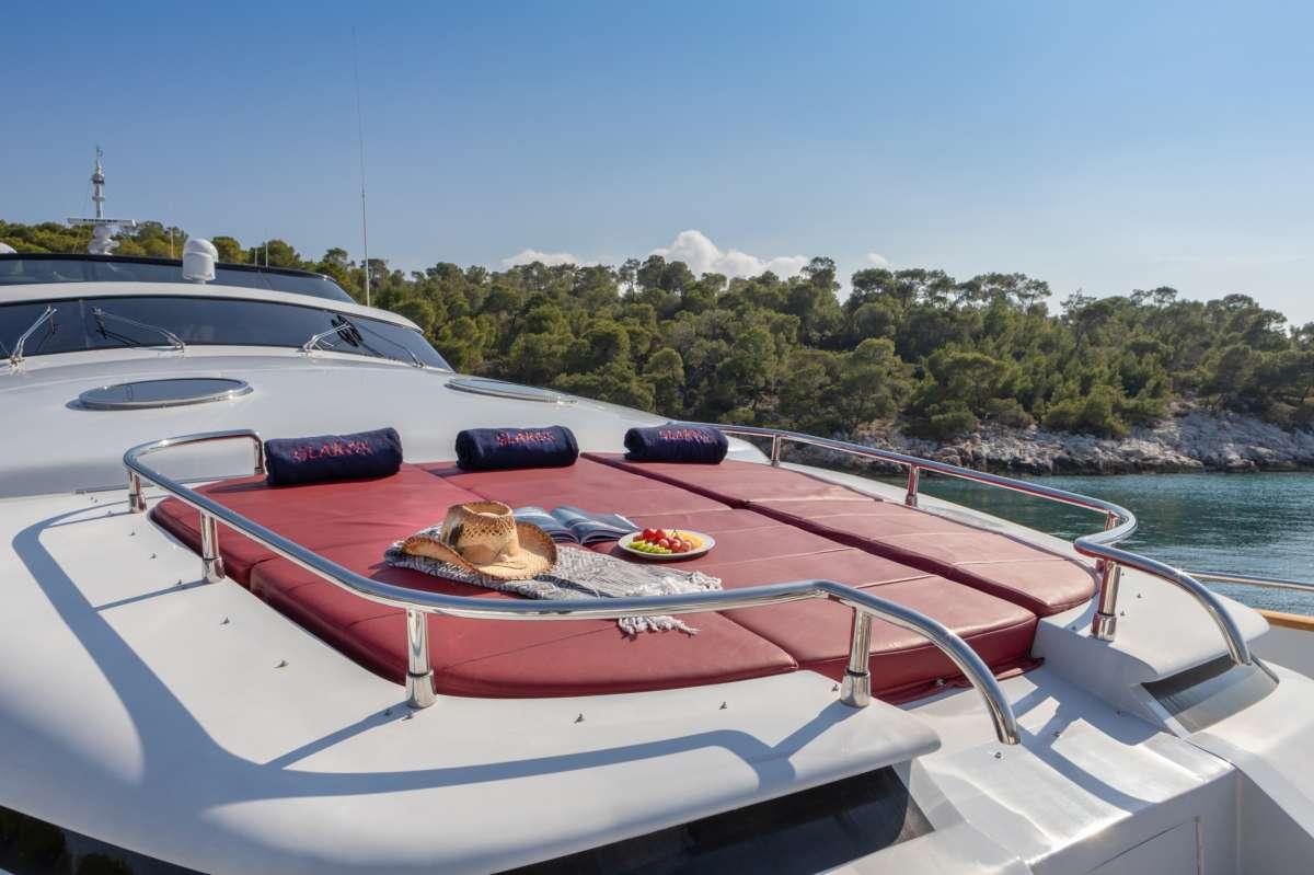 Yacht GLAROS - 13