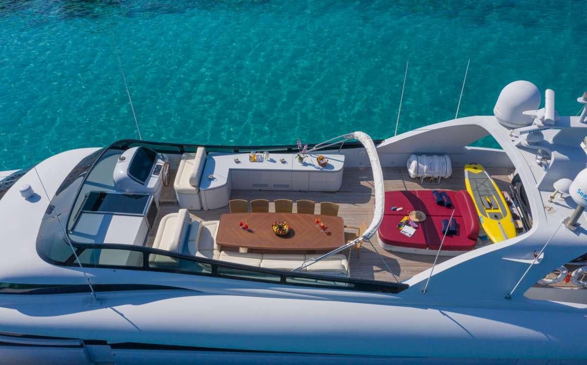 Yacht GLAROS - 15