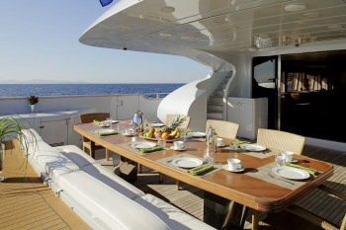 Yacht GLAROS - 4