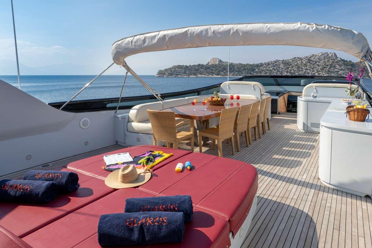 Yacht GLAROS - 5
