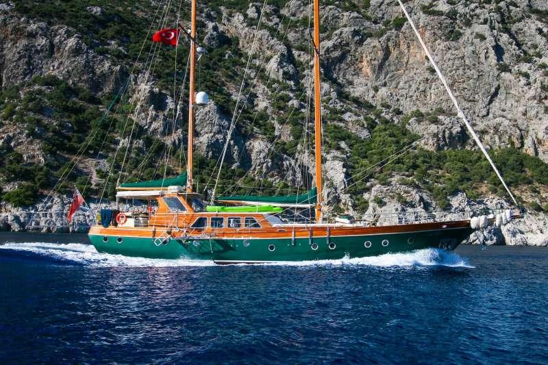 Yacht LADY FREYA