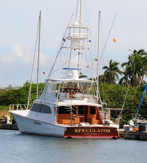 Yacht SPECULATOR