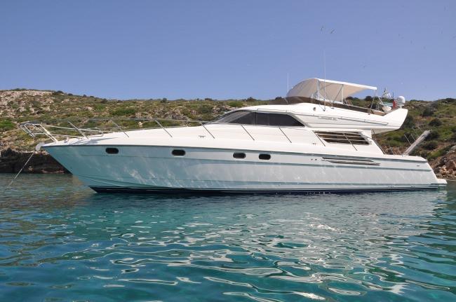 Yacht MARIA VEK