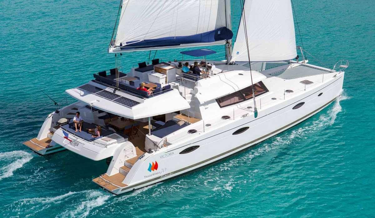 Yacht ALETHEIA