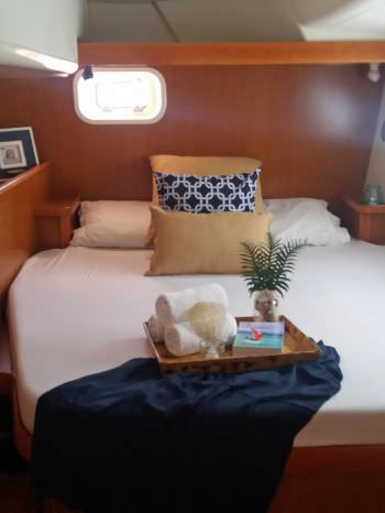 SEA SENOR Guest Cabin