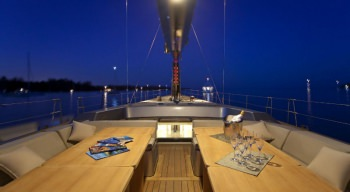 Yacht DARK SHADOW - 11