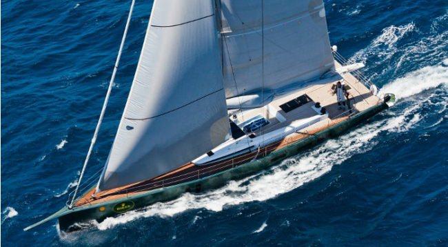 Yacht SHAMLOR