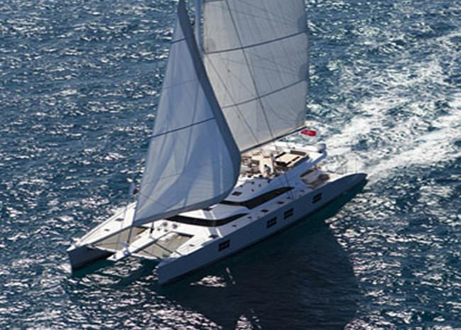 Yacht IPHARRA