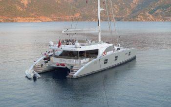 Yacht IPHARRA - 17