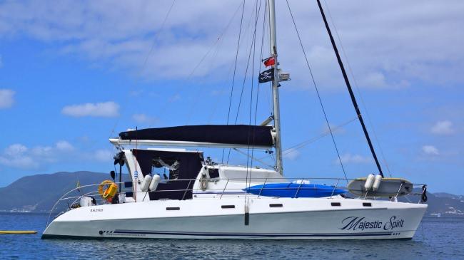 Yacht MAJESTIC SPIRIT