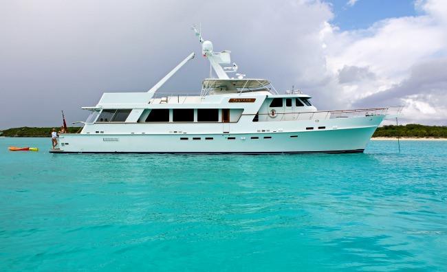Yacht SYRENE