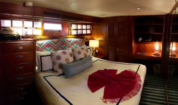SYRENE King cabin - VIP