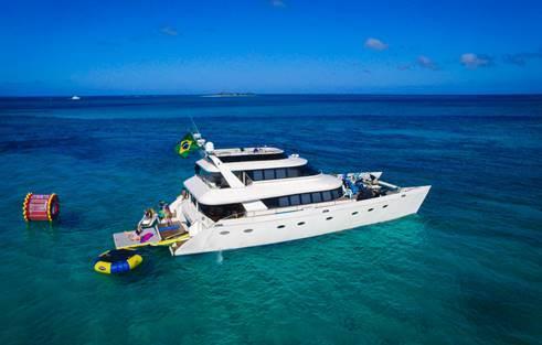 Yacht ATLANTIS II