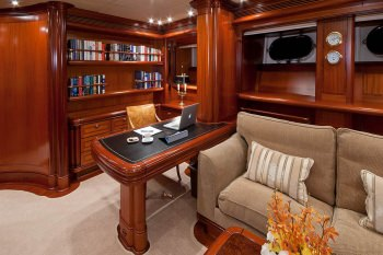 HYPERION Master Cabin Office
