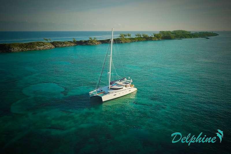Catamaran DELPHINE