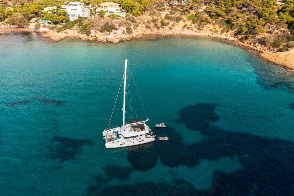Yacht MOYA - 10