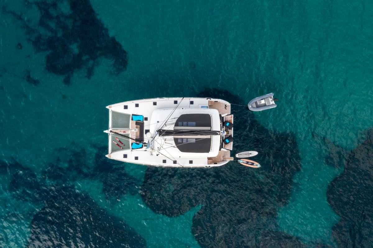 Yacht MOYA - 11