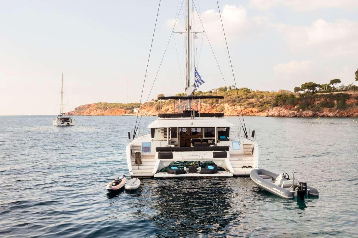 Yacht MOYA - 13