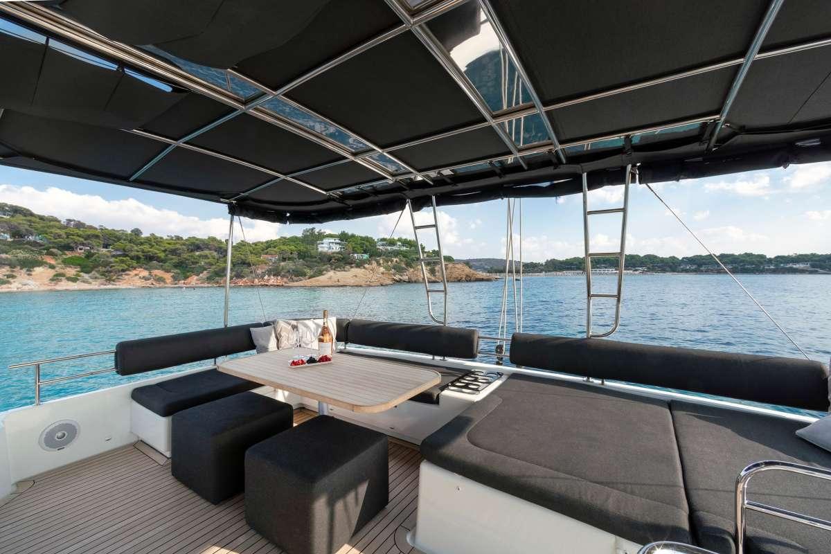 Yacht MOYA - 14