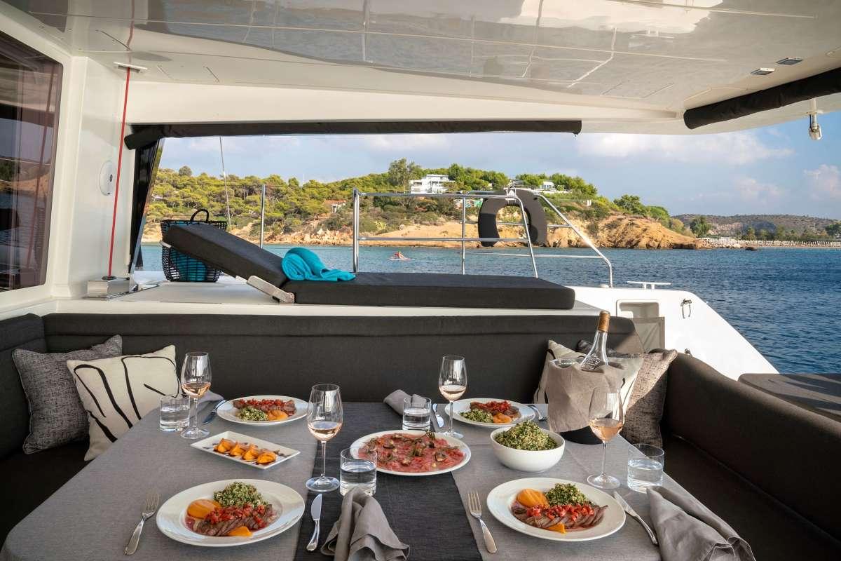 Yacht MOYA - 19