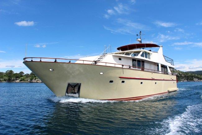Yacht KORAB