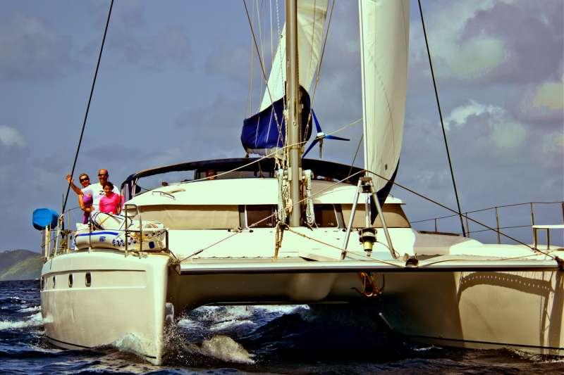 Yacht WHISPER 42
